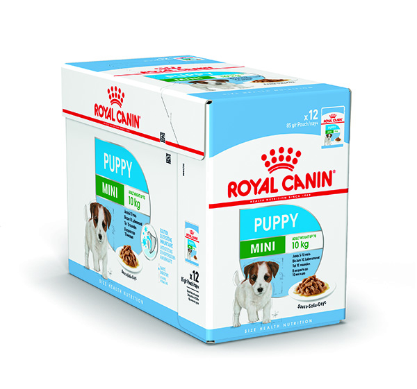 Afbeelding voor product Royal Canin SHN Mini Puppy Wet