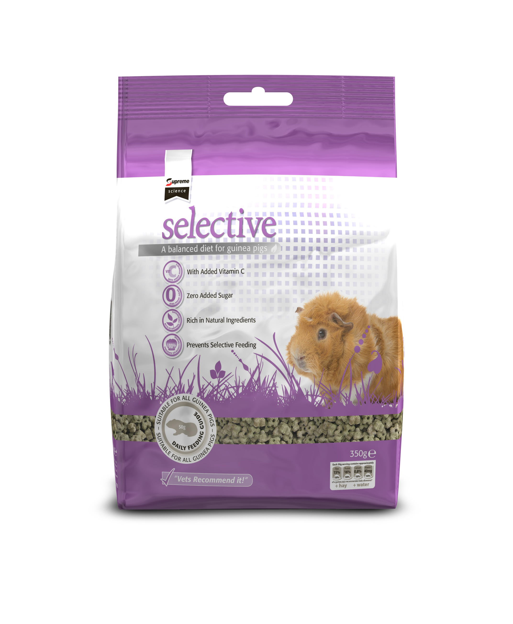 Afbeelding voor product Supreme Science Selective Guinea Pig