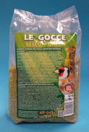 Afbeelding voor product All pet le gocce yellow green