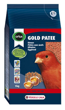 Afbeelding voor product Orlux Gold patee rood