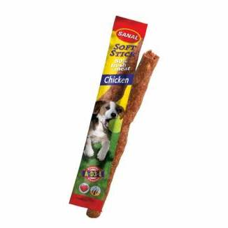 Afbeelding voor product Sanal Soft stick hond chicken